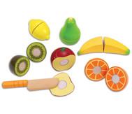 Früchte-Set, 13-tlg.
