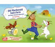Bildkarten für das Kamishibai: Old MacDonald had a farm