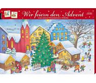 Wir feiern den Advent – Adventskalender