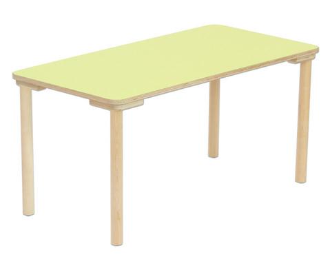 Rechteck-TischHoehe 40 cm