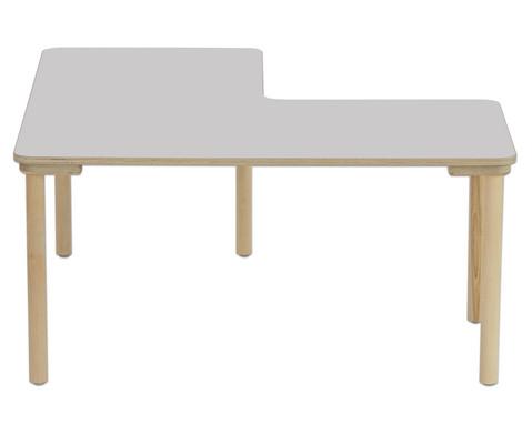Winkeltisch Hoehe 46 cm