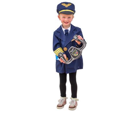 Kinder-Kostuem Pilot