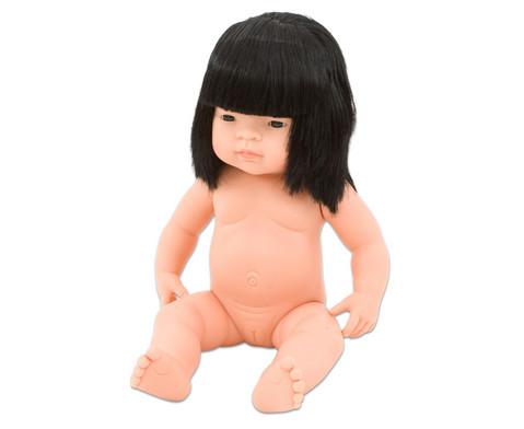 Baby-Puppe asiatisches Maedchen