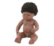 Baby-Puppe, afrikanischer Junge