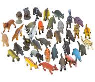 36 Wilde Tierchen