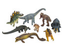 Dinosaurier-Tiere 8-tlg Set-1