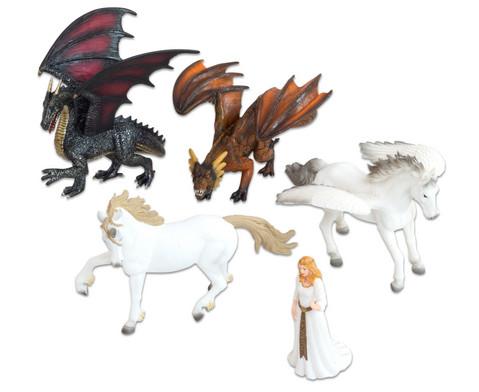 Betzold Fantasie Tiere 5-tlg