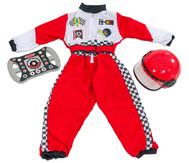 Kostüm Rennfahrer