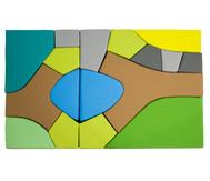 Bausteinsatz Baumpuzzle groß