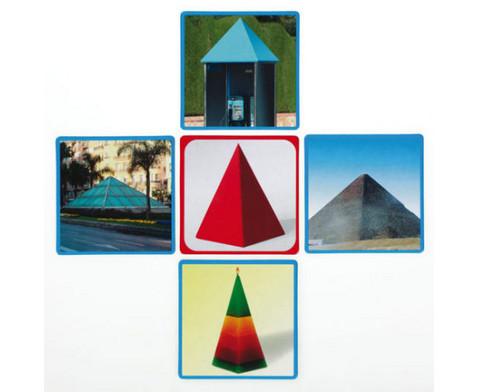 Geometrische formen kennenlernen