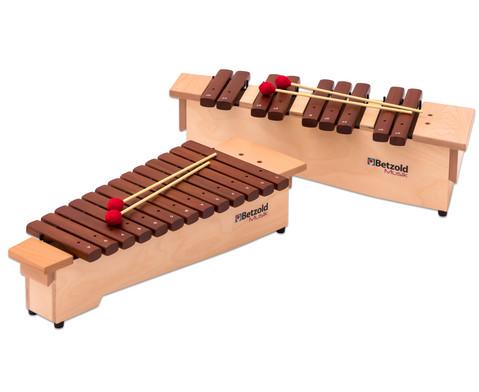 Betzold Musik Sopran-Xylophon chromatisch