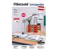 Betzold Schulgeräte Hauptkatalog 2017