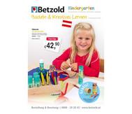 Basteln & Kreatives Lernen Hauptkatalog 2017 /2018