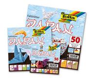 Faltblätter Japan in drei Größen