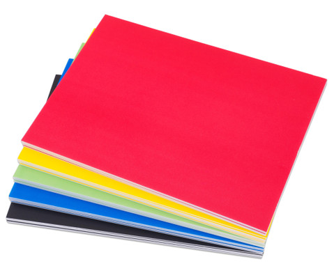 Foamboards 5 Stueck verschiedene Farben