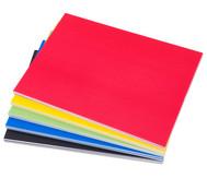 Foamboards 5 Stück, verschiedene Farben