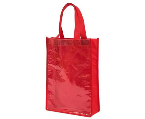 Rote Tasche Hochformat DIN A4