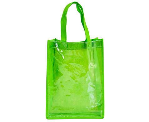 Gruene Tasche Hochformat DIN A4