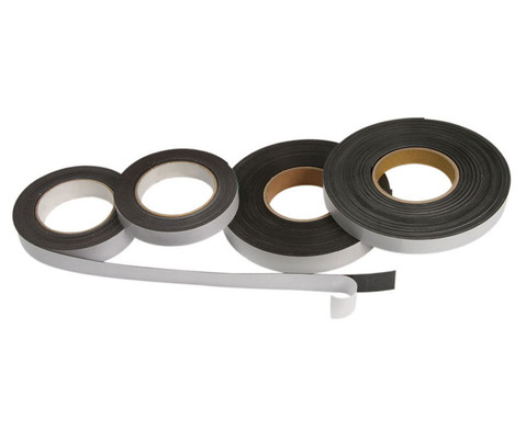 Selbstklebendes Magnetband 10 m Rolle
