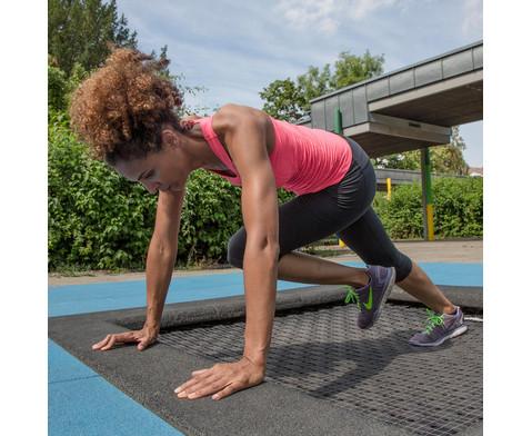 Bodentrampolin Kids Tramp Playground-10