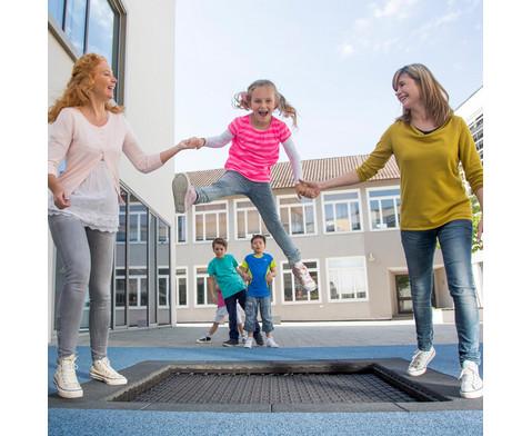 Bodentrampolin Kids Tramp Playground-12