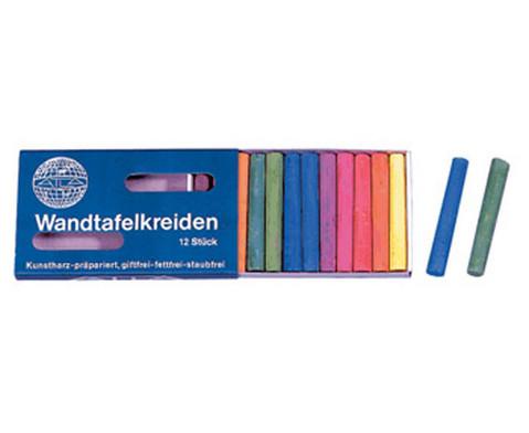 Schachtel mit ATLA-Farbkreiden abgerundet