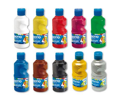 Giotto Acrylfarben 250 ml-Flasche
