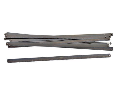 Stiftsaegeblaetter fuer Metall oder Holz 12 Stueck