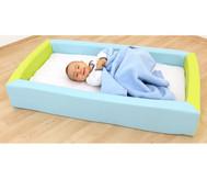 Krippen Schaum-Bett mit Matratze