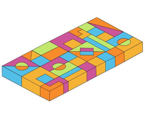 44-teilige Turn-Matte