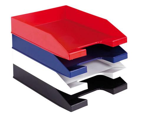 Ablagefaecher 2 Stueck je Farbe im Set