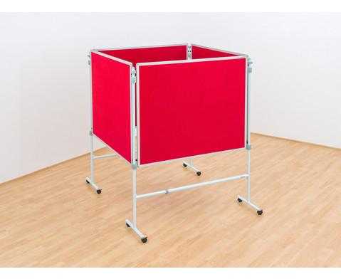 Stellwand-Cart Sparset Quadrat