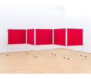Stellwand-Cart Sparset Galerie