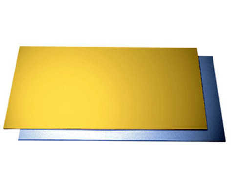 Metallic-Tonpapier 10 Bogen