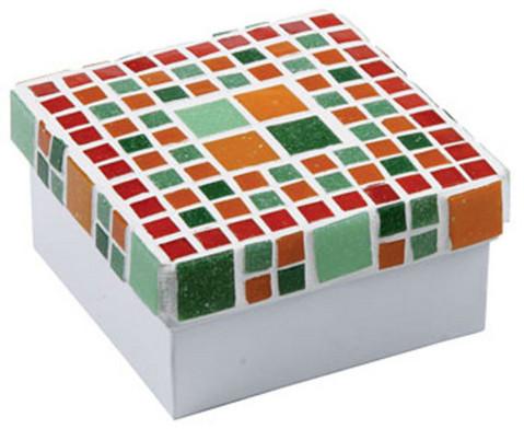 Bunte Mosaik-Glassteine 1 kg-2