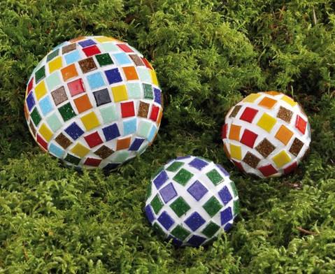 Bunte Mosaik-Glassteine 1 kg-4