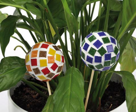 Bunte Mosaik-Glassteine 1 kg-5