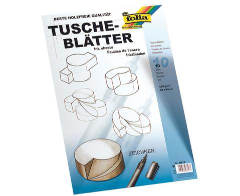 Tuscheblaetter 200 g-m2-1