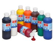 Acrylfarbe, Einzelfarben je 500 ml