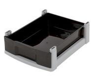Flexeo Box, grauer Rahmen, klein
