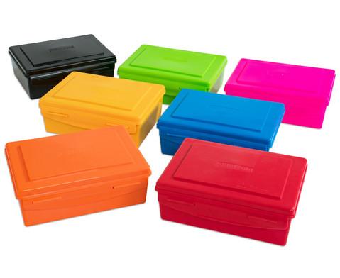 Betzold Aufbewahrungsbox 14 Liter Ausfuehrung und Farbe waehlbar