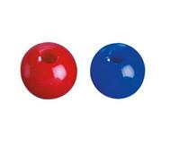 Beutel mit je 50 Perlen, Ø 22 mm, Bohrung 7 mm