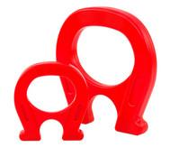 Hand-Magnete in Hufeisenform