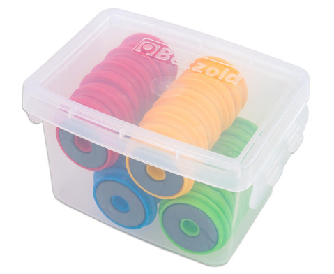 Betzold Greifmagnete in Kunststoffbox 40 Stueck