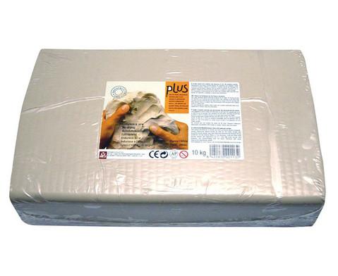 Modelliermasse lufttrocknend PLUS 10 kg