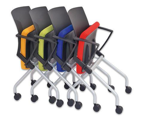 Fahrbarer Stuhl