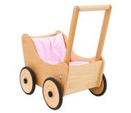 Puppenwagen inkl. Bettwäsche