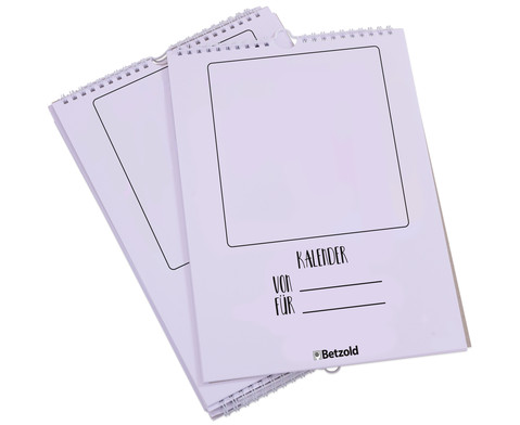 Betzold Bastelkalender 5 oder 10 Stueck