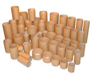 Papprollen-Set, 100 Stück