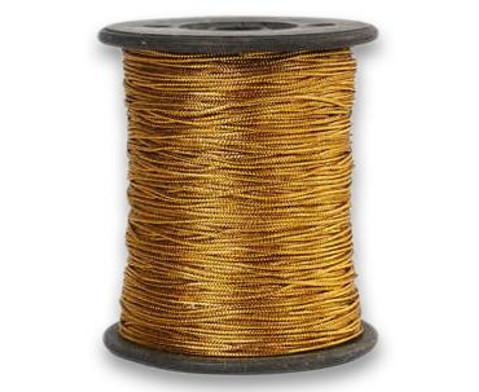 Goldenes Anhaengerband 100 m